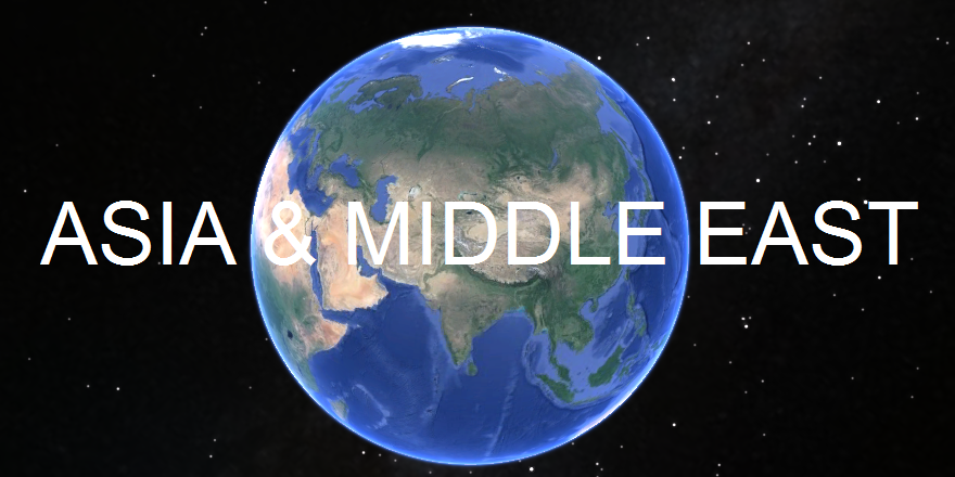 Asia & Middle East